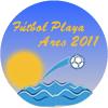 S.D.R. Numancia de Ares. Fútbol Playa 2011. Resumen de la Primera Jornada.